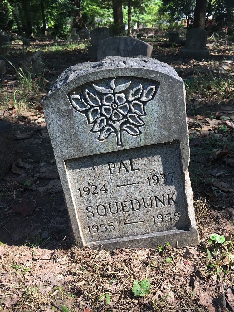 Pal 1924-1937 Squeedunk 1955-1958 (May 2018)